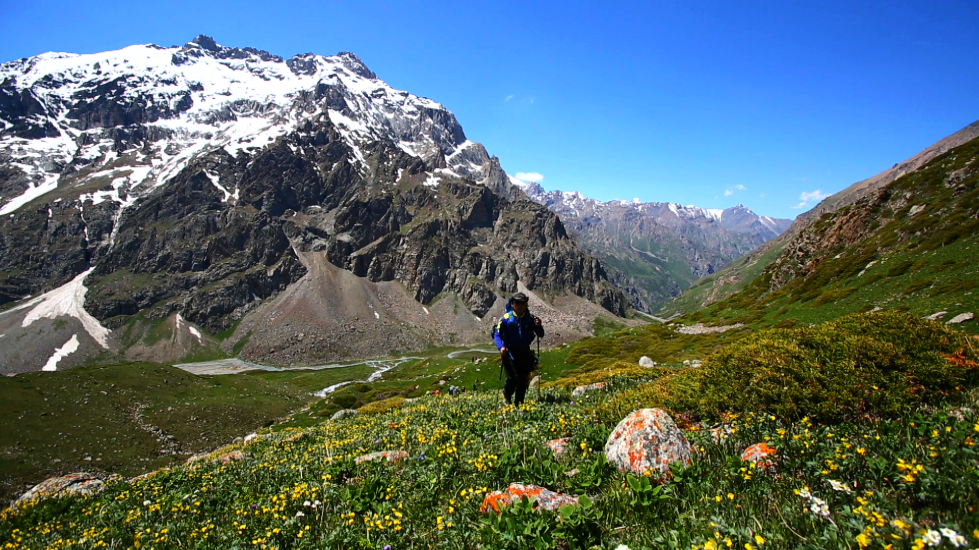 키르기스스탄 2부작 ? 2부 원시 자연의 노래 (7월 24일)