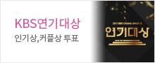 2017 KBS 연기대상 네티즌 투표
