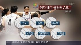 여자배구 대표팀 출정식 이미지