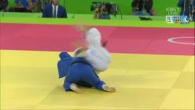 곽동한 최선을 다한 한판승 동메달 획득! 이미지