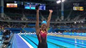 女 접영 200m, 스페인 금 이미지
