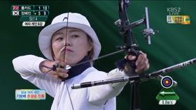 장혜진선수 준결승 진출! 이미지