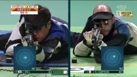 사격 남자 50m 김종현 이미지