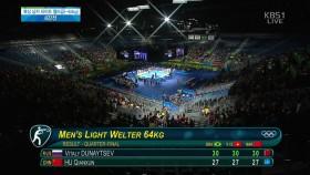 남자 복싱 러시아와 중국 웰터급 64kg 승자는? 이미지