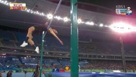 男 높이뛰기 결승, 캐나다 금 이미지