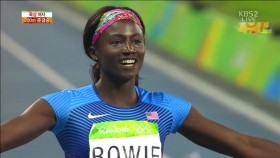 女 200m 준결승 3조 이미지