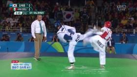 김태훈, 머리공격 이미지