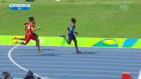 육상 남자 400m 예선 이미지
