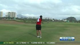 골프 리디아고,박인비,전인지의 샷 이미지