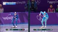 스피드스케이팅 여자 1,500m 결승