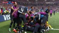 <프랑스:크로아티아> 포그바의 세 번째 골!