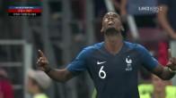 <프랑스:크로아티아> 경기 주요 장면!