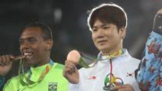 차동민 동메달 획득…태권도 5남매 전원 메달