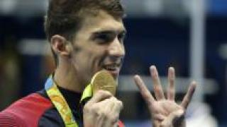 리우올림픽 왕과 여왕은 미국 수영 펠프스·러데키