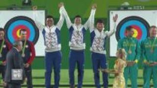 '종합 8위' 한국, 금 10개 무산…절반의 성공