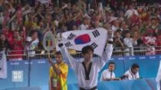 이대훈 '승자에게 박수'…진정한 올림피언