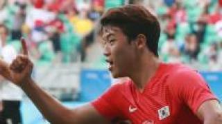 '리우서 펄펄' 황희찬, 월드컵서 새바람 예고
