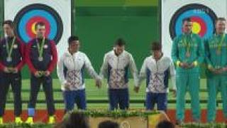 한국, 금 9개로 종합 8위…절반의 성공