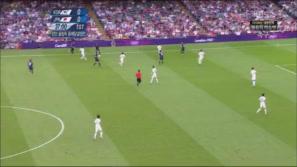 올림픽 축구대표팀의 자랑스런 동메달 결정전(런던2012) 이미지