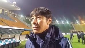 경기전 신태용 감독을 만난 이재후/이영표 콤비 이미지