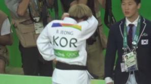 대한민국의 첫 메달 그리고, 그 후에 터진 눈물... 이미지