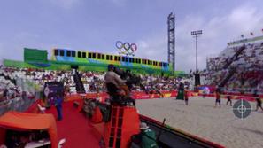 비치발리볼 - 대회 2일차 남녀 조별 예선 이미지