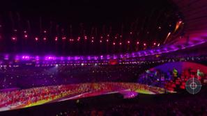 리우올림픽 개막식 이미지