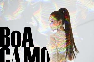 보아의 도전, 'CAMO' 프로젝트  관련 이미지