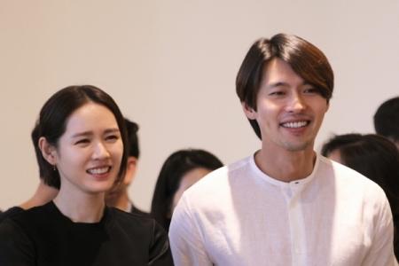 현빈-손예진, <협상> 촬영시작 관련 이미지
