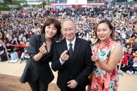[BIFF] 존 우 스타일~  오우삼 - 하지원 영화 '맨헌트' 관련 이미지