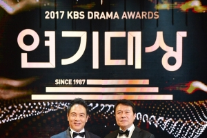 KBS연기대상, 경륜과 신예의 드라마대축제