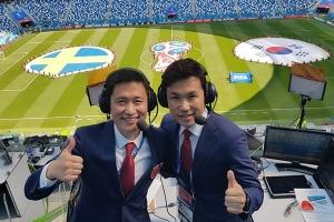 월드컵 스웨덴 전 시청률 압도적 1위 관련 이미지