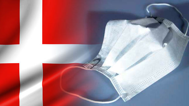 덴마크, 실내 공공장소 마스크 착용 의무화 등 추가 조치 시행