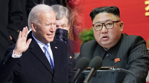 """WP """"바이든 정부, 임기 초반 북한 김정은 도발에 준비해야"""""""