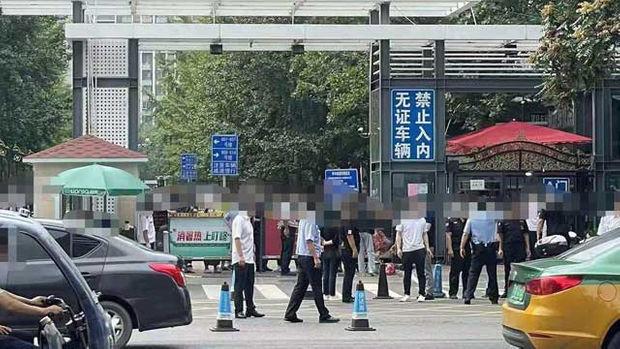 교민 최대 밀집 지역 베이징 왕징서 중국인 1명 양성 확진…아파트·상가 건물 봉쇄 조치
